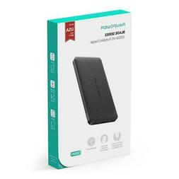 RAVPower 10000mAh Portable Charger Power Bank 18W PD Quick C