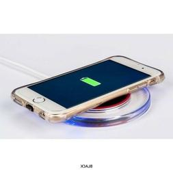 JETech 2170 Slim Qi Wireless Charger Charging Pad for Samsun