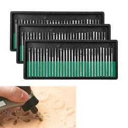 90 Pcs Diamond Burr Bits Drill Set Rotary Multi Tool Accesso