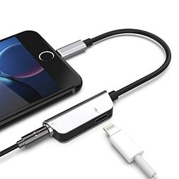 Adapter for iPhone 3.5mm Jack Adapter Compatible for iPhone