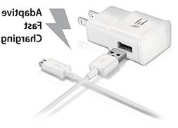 Samsung Fast Charger,Galaxy S7,S7 Edge S6,S6 Edge,S5,S4,Note