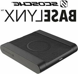 Scosche BaseLynx Qi-Certified Wireless Charging Station - Mo