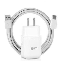 LG Type C Micro USB Wall Charger and Cable for Smartphones