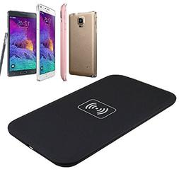 Tonsee Cool Fast Qi Wireless Charger Charging Pad For Samsun