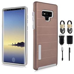Galaxy Note 9 Case,  Slim Protective Shockproof Cover for Sa