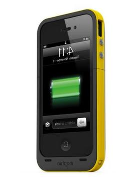 Mophie Juice Pack Plus Case and Rechargeable Battery for iPh
