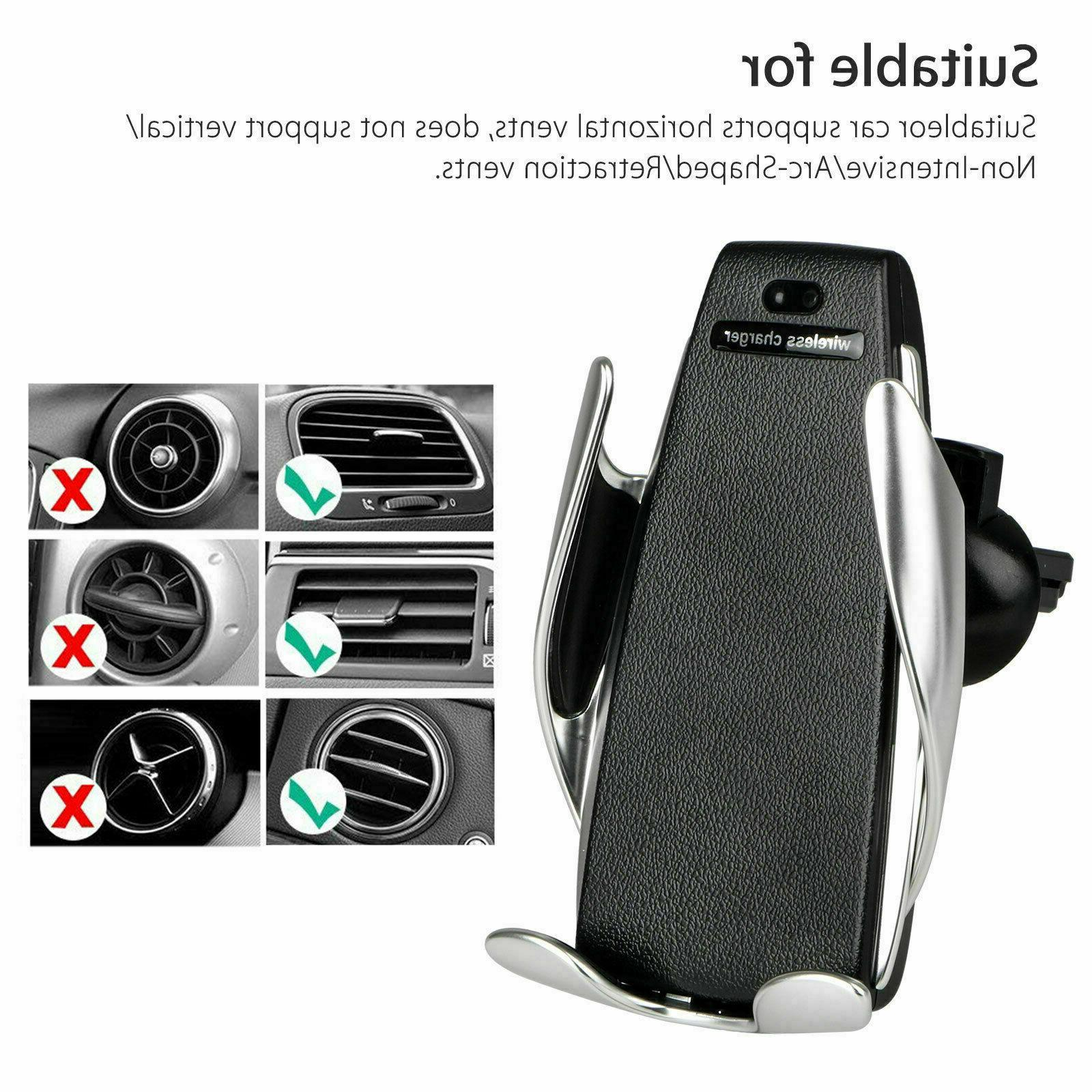 360° Wireless Automatic Sensor Car and Charger 2 1