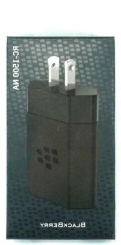 New BlackBerry OEM RC-1500 NA Qualcomm Quick Charge 2.0 Fast