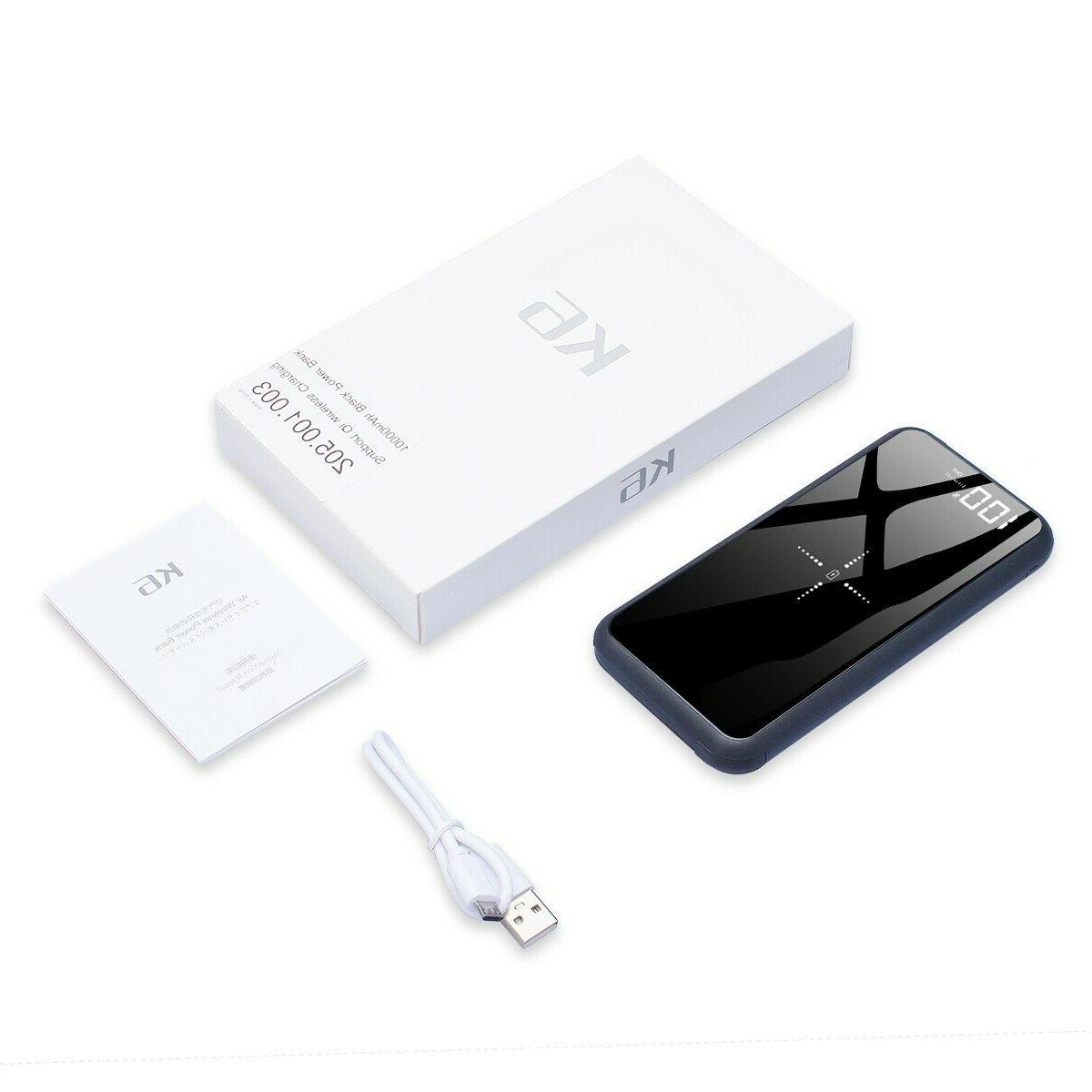 Thin, Portable Pack Power Bank
