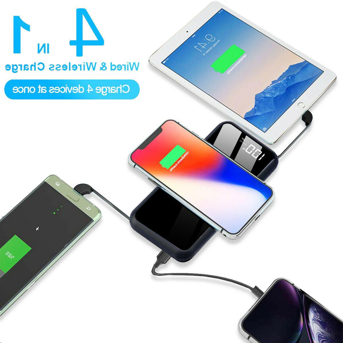 Thin, Lightweight Portable Charger, Compact Pack Power