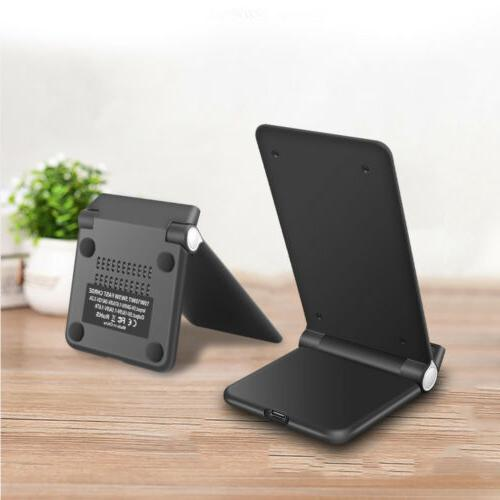 US Charger Dock Pad Stand For 8 8Plus XS XR