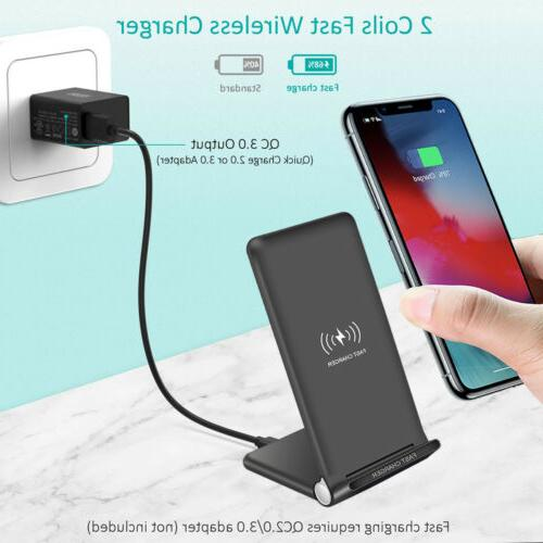 US 15W Charger For iPhone 8 X 8Plus XS XR
