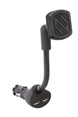 Scosche MagicMOUNT Power- Magnetic Power Socket Mount with D