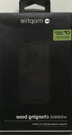 New Mophie Wireless Charging Base Pad Charge Force Qi Charge