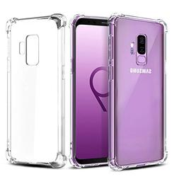 Alaxy Phone Case Compatible with Galaxy S9 Plus Cases, Clear