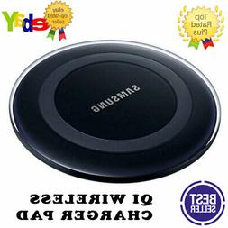 Qi Wireless Charging Pad Charger for Samsung Galaxy S10 S9 S