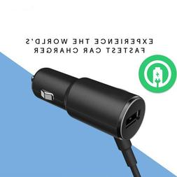 Turbo Fast Powered 25W Car Charger Works for Motorola Droid