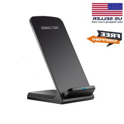 Universal Wireless Fast Charger Charging Pad Stand Dock Sams