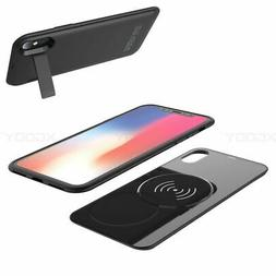 Wireless External Battery Charger Case Battery Charging Pack